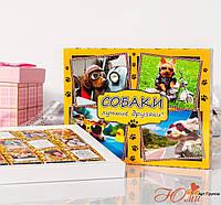 Шоколадный набор СОБАКИ ЛУЧШИЕ ДРУЗЯКИ 12 шоколадок