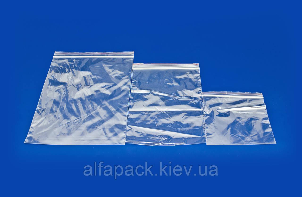 Зіп-пакет 80*120 мм, упаковка 100 шт