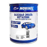 Автоэмаль металлик 242 Серый Базальт Mobihel 1,0л