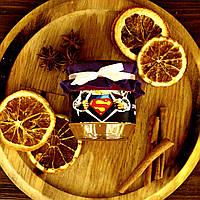 Мармелад ДЛЯ СПРАВЖНЬОГО ЧОЛОВІКА Апельсин-виски