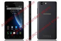 Black. Черный. Doogee X5 1/8Gb 2400мАч.