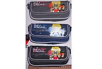 Пенал сумочка (1 отделение, 1 карман)