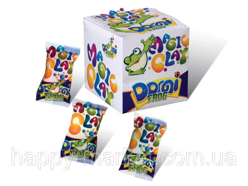 "Моделин ""Domi Frog"" MC-001 набор 10 цв."