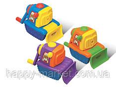 """Точилка """"Joyko"""" Трактор A-81 механічна (+кріплення до столу)"""