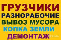 Услуги Разнорабочих Грузчиков киев Киев