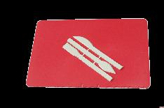 """Доска для пластилина """"Люкс Колор"""" М (235*155 мм.)+стеки"""