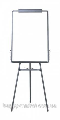 Доска для рисования сухостираемая маркерная 8801 Флипчарт (60*90 см.), фото 2