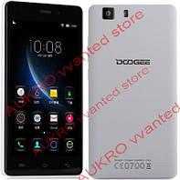 White. Белый. Doogee X5 1/8Gb 2400мАч.