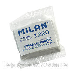 Ластик Milan 1220 Kneadable (3.3*4 см.)