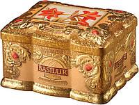Чай черный Basilur коллекция Ларец Агат 100г