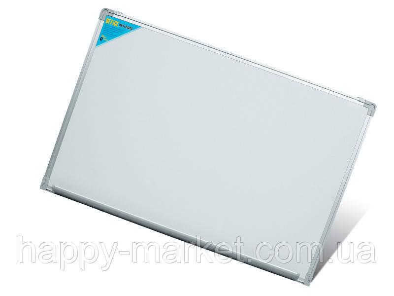 Доска для рисования маркером сухостираемая, односторонняя MB-8 (60*90 см.)