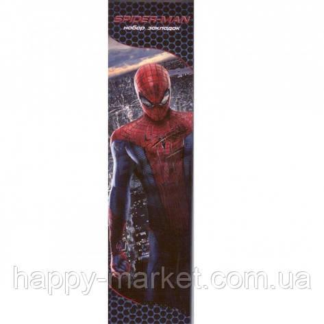"Набор закладок 9 шт. (картон) ""Spider Man"", фото 2"