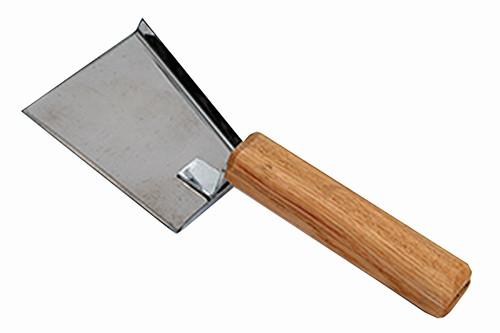 Скребок-лопатка  с нержавеющей стали для очистки улья