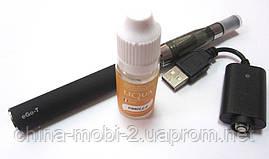 """Электронная сигарета  EGO-CE4 650 mAh + заправка """"Vanilla"""", black, фото 3"""