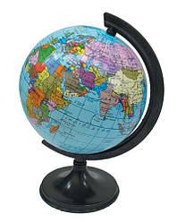 Глобус 110 мм. політичний Російською мовою