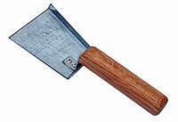 Скребок-лопатка  оцинкованный для очистки улья