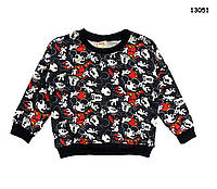 Кофта Mickey Mouse для мальчика. 100, 120, 130 см