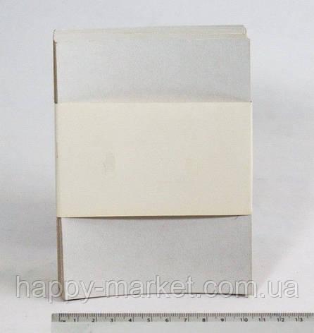 """Картон для заметок """" Люкс-колор"""" 80*120 мм. (50 листов), фото 2"""