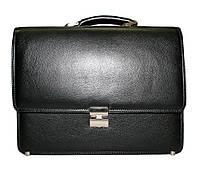 0376 KR Портфель деловой натуральная кожа Karya