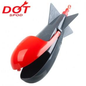 Ракета Carp System Dot Spod  - Рыболовный интернет-магазин BigCarp в Харьковской области