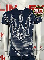 Молодежная мужская футболка  от Valimark  Колосок