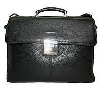 0384 KR Портфель деловой натуральная кожа Karya
