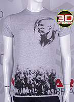 Молодежная мужская футболка  от Valimark  Козак