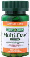 Витаминный комплекс Мультидэй Multi-Day Natures Bounty