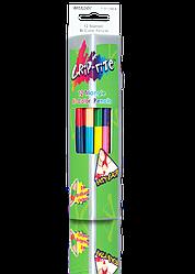 """Олівці кольорові двосторонні """"MARCO"""" Grip-Rite (12 шт/24 кольори)"""