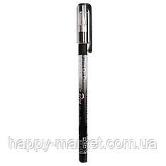 Ручка шариковая Radius I-Pen черная, с принтом, 12 шт.