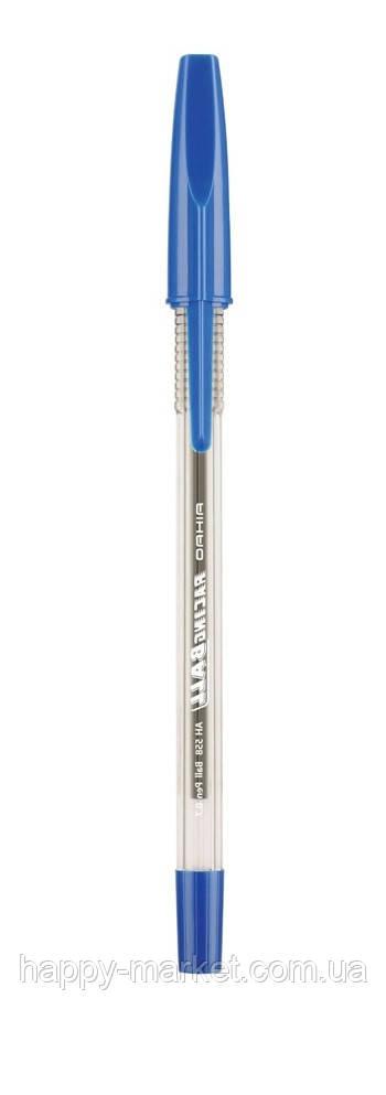 Ручка шариковая Aihao AH558 (синяя)