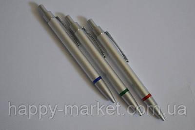 Ручка шариковая автоматическая BAIXIN BP789 №1,2,3 металл, фото 2