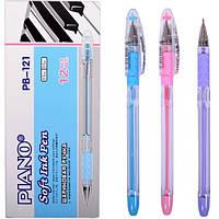 Ручка масляная Piano PB-121 (синяя)