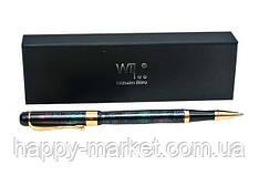 Ручка Wilhelm Buro WB110 капиллярная/мрамор (в подарочном футляре)