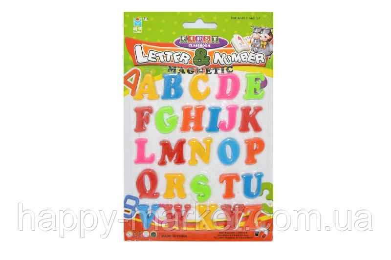 Магнитные буквы 8301 Английские