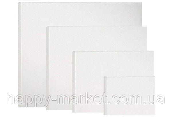 Набор холстов 4 шт. на подрамнике (20*30 / 30*40 / 40*50 / 50*70 см.) 12010, фото 2