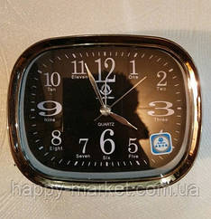 Часы-будильник №AS-0035 (11*8,5)