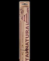 """Олівці графітні """"MARCO"""" Natural Jumbo з точилкою (6 шт., НВ) 6050-6CB"""