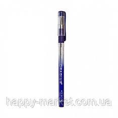 Ручка шариковая Radius I-Pen фиолетовая, с принтом, 12 шт.