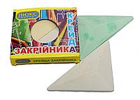 """Мел для закройщика """"Люкс-Колор"""" цветной (2 цв.), треугольник (87x58x65 мм.)"""