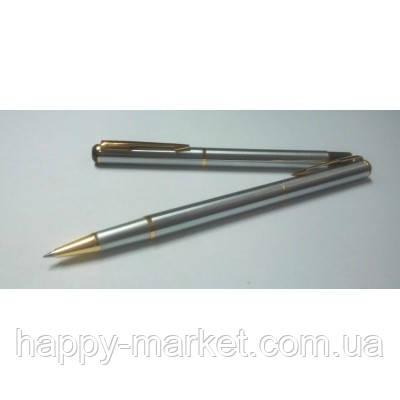 Ручка капиллярная BAOER GB801S металл с позолотой