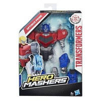 Разборной трансформер Оптимус Прайм - Optimus Prime, Hero Mashers, Hasbro