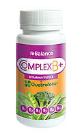 Витамины В (комплекс), Complex B+ (60 капсул)