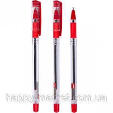"""Ручка Cello """"Finegrip"""" 388 (красная) 5уп,250бл,2500ящ"""