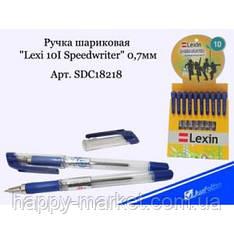 "Ручка кулькова LEXI ""Speed writer"" 18218 (синя)"