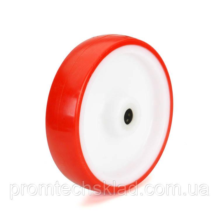 Колесо поліамід/поліуретан 150 мм, підшипник роликовий (Італія)