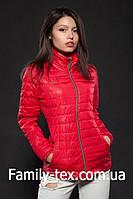 Женская весенняя куртка, 42-56 размер