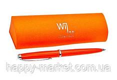 Ручка кулькова Wilhelm Buro WB157 автоматична (у подарунковому футлярі)