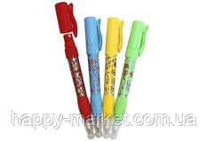 """Ручка-фонарик 8024/8026 """"Губка Боб/Принцесса"""" (2 режима)"""