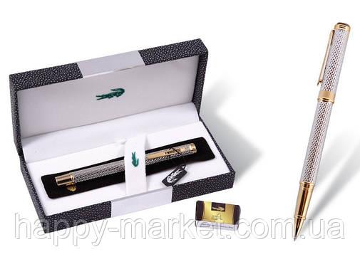 Ручка капиллярная Crocodile 218 R в подарочной упаковке, фото 2